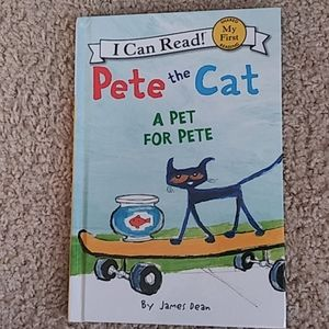 A Pet for Pete Level F Book